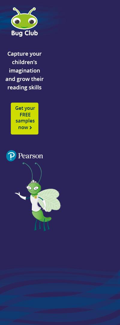 Pearson Bugclub